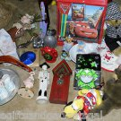 AWESOME LARGE LOT MIXED VARIETY OF ITEMS - DOLLS, BASKETS, COLLECTIBLES & MORE
