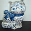 UNIQUE CAT COOKIE JAR /  VIN 43