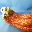 BEAUTIFUL DECORATIVE CERAMIC BUTTERNUT SQUASH