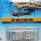 Hot Wheels Color Shifters '67 Camaro Police Car, 1:64 Scale. - NIB