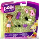 SET OF TWO Polly PopstersTM Polly PocketTM Doll - Polly AND Shani - NIB