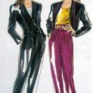 6162 NL Ladies Shortie Jacket & Pants Pattern UNCUT  sz 8-18