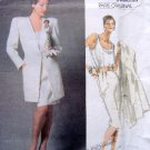 1867 Vogue CHRISTIAN DIOR Classic Jacket Skirt & Top Pattern 12 UNCUT - 1987