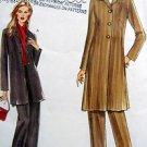 9703 Vogue Easy  Jacket Skirt & Pants Pattern UNCUT size 14-18 1997