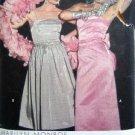 6201 Marilyn Monroe Gowns Pattern sz 12-16 UNCUT -