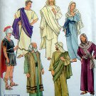 8108 PASSION OF CHRIST PLAY COSTUMES PATTERN sz adult  XS-XL  UNCUT
