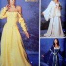 5843 Ladies Medieval Gowns Costume Pattern12-20 UNCUT - 2002