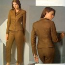 2897 Vogue ANNE KLEIN Jacket &  Pants  Pattern sz 20-24 UNCUT