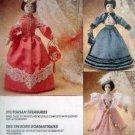 "7114 Victorian Dolls Clothes & Access. Pattern 16""  UNCUT - 1994"
