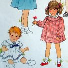 Vintage 5397 Toddler Girl Sailor ++ Pullover Dress Pattern sz 2 UNCUT - 1981