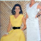 4963 Vintage Ladies Sleeveless Dress - Janet Russo Pattern size10  UNCUT