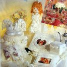 7086 WEDDING BRIDAL ACCESSORIES Pattern UNCUT - 1990