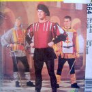 2664 MEDIEVAL Doublet Tabard Leggings Costume Pattern AD XL UNCUT