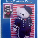 TEDDY BEAR Costume Party Costumes Clothing Pattern Book