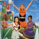 8294 Girls CHEERLEADER Costume Pattern sz 12-14 UNCUT