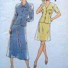 2553 Kwik Ladies Skirt Top Pattern sz XS-XL UNCUT
