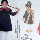 3647 Childrens Hour Dress Pattern size 2-4 UNCUT 1994 - Jan Briggs