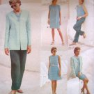 1594 Vogue Wardrobe Pattern sz 6-10 UNCUT 1995