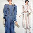 VOGUE 9156 A-Line Dress  PATTERN sz 12-16 UNCUT