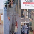 1546 Vogue TAMOTSU Wardrobe Pattern sz 6-10  Uncut - 1995