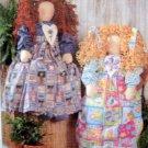 "8026 36""  Dolls & Clothing Pattern UNCUT - 1998"