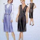 3010 Kwik Ladies Wrap Dress Pattern sz XS-XL UNCUT