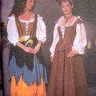 5922 Ladies Renaissance Costume Pattern 12-20 UNCUT