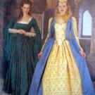 2798 Elizabethan Gowns Costume Pattern sz 6-10 UNCUT