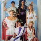 3047 GREEK GODS GODDESSES  Costume Pattern Size Adult XS-XL UNCUT