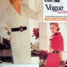 2057 Vogue Wrap Dress ANNE KLEIN II Pattern sz 12-16 - 1988 UNCUT