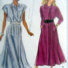 7810 Vogue Flared Casual  Dress Pattern size 8-12 UNCUT - 1990