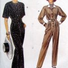 Vintage Vogue Ladies Jumpsuit Pattern 8-12 UC