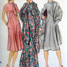 Vintage 9652 Vogue Dress & Shawl  Pattern Size 40 Bust  44  UNCUT