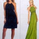5178 EMPIRE WAIST GATHERED BODICE DRESS GOWN Pattern sz 6-12 - UNCUT