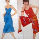Vintage 4393 CULOTTE FLARED Dress Pattern sz 10 - UNCUT