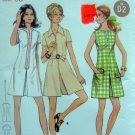 Vintage 5800 Ladies DRESS & PANTDRESS Pattern UNCUT sz 14