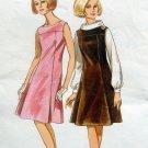 Vintage 4109 Ladies DRESS JUMPER & BLOUSE Pattern UNCUT sz 16
