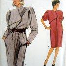 9038 Vogue CHEMISE DRESS PATTERN sz 10 UNCUT