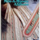 Annies Attic Mile a Minute Afghans 6 Designs