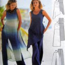 2945 Burda Ladies Casual Summer Top & Pants PATTERN sz 8-18 UNCUT