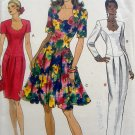 8254 Vogue Misses Summer Dress Pattern sz 12-16 UNCUT