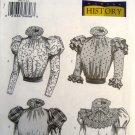3417 History Ladies Blouses  Pattern sz 12-16 UNCUT