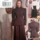 3836 History Misses Western Riding Costume Pattern sz 12-16 UNCUT