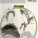 4210 History Ladies Hats Pattern One Size UNCUT