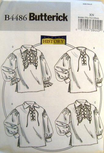 4486 History Mens & misses Shirts sz XL-XXXL UNCUT
