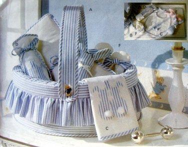 8927 Vogue Baby Gift Accessories Pattern UNCUT