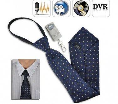 Tie Clip Camera - Hidden Camera - 4GB 720 x 480 - Z0088