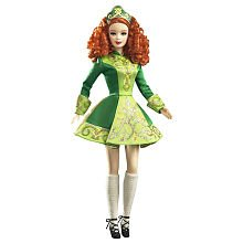 Barbie Collector Pink Label - Festivals of the World - Irish Dance