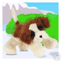 **Officially Retired** Webkinz ST BERNARD Brand New, Sealed Tag, Unused Code!