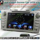 Car DVD GPS Navigation player for Toyota Camry 07- 11, 3G, BT